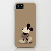 Walt Disney's Mickey Mouse iPhone Case by -raminik design- | Society6