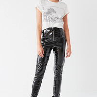 I.AM.GIA Winona Patent Leather Zipper Pant | Urban Outfitters