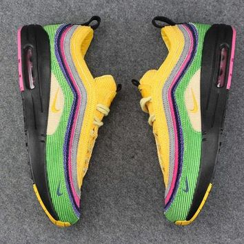 Sean Wotherspoon x Nike Air Max 1/97 Eclipse Custom - Best Deal Online