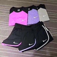 Nike: Fashion three sets of sports women