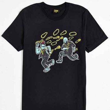Fool's Gold X Run The Jewels Chain Thrower Tee