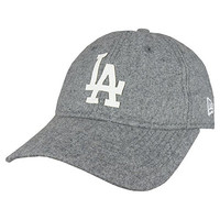 New Era 9TWENTY Wool Stitch LA Dodgers Cap - O/S