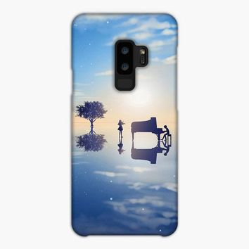Your Lie In April Kaori Samsung Galaxy S9 Plus Case