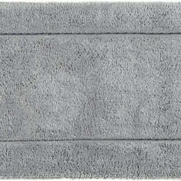 Classic Egyptian Bath Rug | Anthracite