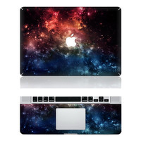 Magic Nebula -- Macbook Protective Decals Stickers Mac Cover Skins Vinyl Case for Apple Laptop Macbook Pro/Macbook Air