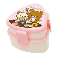 Strapya World : San-X Rilakkuma Rice Ball Case