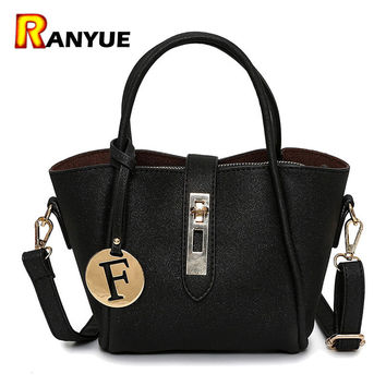 Fashion Trapeze Women Bag Luxury