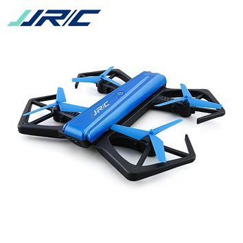 Original JJR/C JJRC H43WH WIFI FPV w/ 720P Camera High Hold Mode Foldable Arm RC Quadcopter 6 Axis VS Visuo XS809W Blue