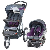 Baby Trend Car Seat & Jogging Stroller Travel System (Grey)