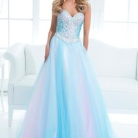 Tony Bowls Paris 114723 at Prom Dress Shop
