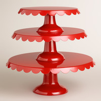 Amelie Cake Stands - World Market