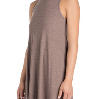 Sienna Trapeze Dress