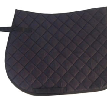 Designer English saddle pad