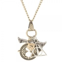 Harry Potter Charm Necklace