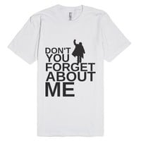 Dont You-Unisex White T-Shirt