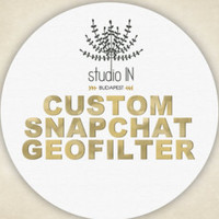 Customizable Snapchat Geofilter Pink Flowers/ Weddings, Bachelorette, Bridal Party, Engagement, Anniversary / Social Media Snap Filter