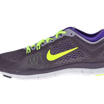 Nike Free 5.0 TR Fit 4 Dark Raisin/Hyper Grape/Purple Steel/Volt - 6pm.com