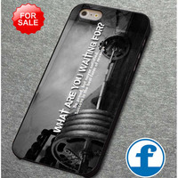Gym Crossfit for iphone, ipod, samsung galaxy, HTC and Nexus PHONE CASE