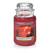 Summer Storm : Large Jar Candles : Yankee Candle