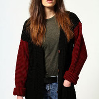 Piper Colour Block Cardigan