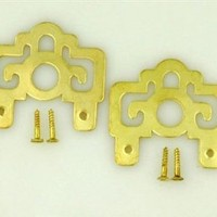Oriental Furniture Brass Hanging Hardware