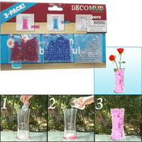 Deco Mud - 3 pk.-Pink, Blue, White - Plant Food & Decoration