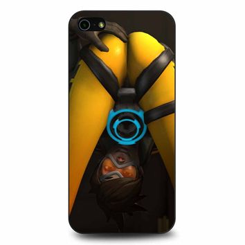 Overwatch Tracer Sexy iPhone 5/5s/SE Case