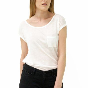 SNOW BRETTE Sheer T-Shirt