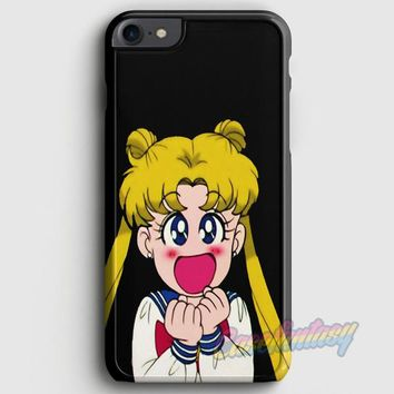 Sailor Moon Sticker iPhone 7 Case