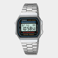 Casio Digital Watch Silver | MoMA