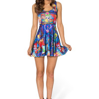 Tale As Old As Time Scoop Skater Dress - LIMITED