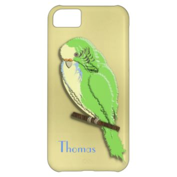 Cute Bird of the Feathered Variety iPhone 5C Covers