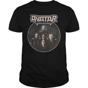 Avatar country Royal Court shirt Premium Fitted Guys Tee