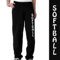Softball Fleece Sweatpants
