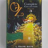 Oz, The Complete Collection, Volume Three Hardcover