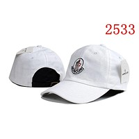 MONCLER Unisex Baseball Golf Cap Hats 002