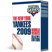 2009 World Series Collector's Edition Dvd Set