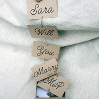 Will You marry me proposal box Marry Me ring box Rustic Proposal Idea will you be my wife gift idea surprise proposal Unique proposal rustic