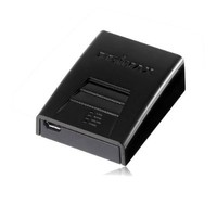 Edimax BR-6258n 150Mbps 11n Wireless Nano Size Broadband Router with WAN and LAN Ports Supported As Wireless Adapter - Black