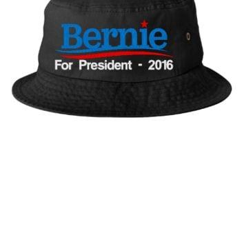 Bernie Sanders 2016 EMBROIDERY HATS - Bucket Hat