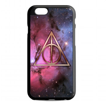 Nebula Harry Potter Symbol Deathly Hallows For iphone 6s case
