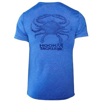 Men's Crab Reelsoft Premium Fishing T-Shirt