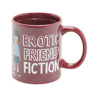 Bob's Burgers Tina Belcher Erotic Friend Fiction Heat Reveal Mug