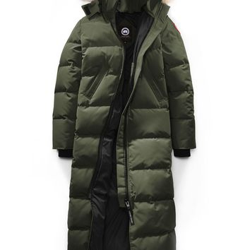 CANADA GOOSE winter women Down jacket/green