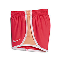 The Nike Tempo Infant/Toddler Girls' Shorts.