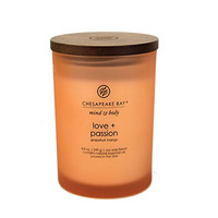 Chesapeake Bay Love + Passion Candle
