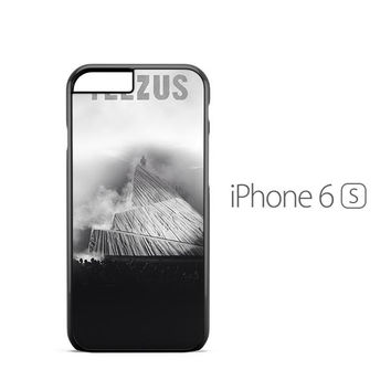 Kanye West Yeezus Album iPhone 6s Case