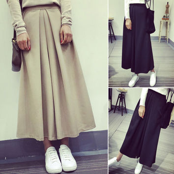 Womens Casual Loose Pants Summer Gift 76