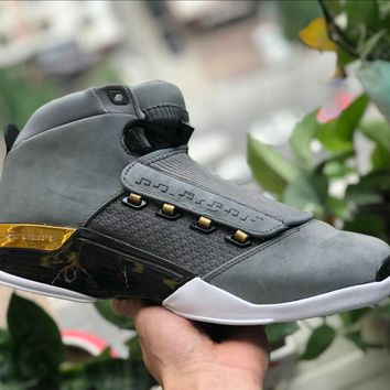 Free Shipping Air Jordan 17 Retro Trophy Rm Basketball Sneaker