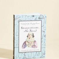 Shakespeare, Not Stirred | Mod Retro Vintage Books | ModCloth.com